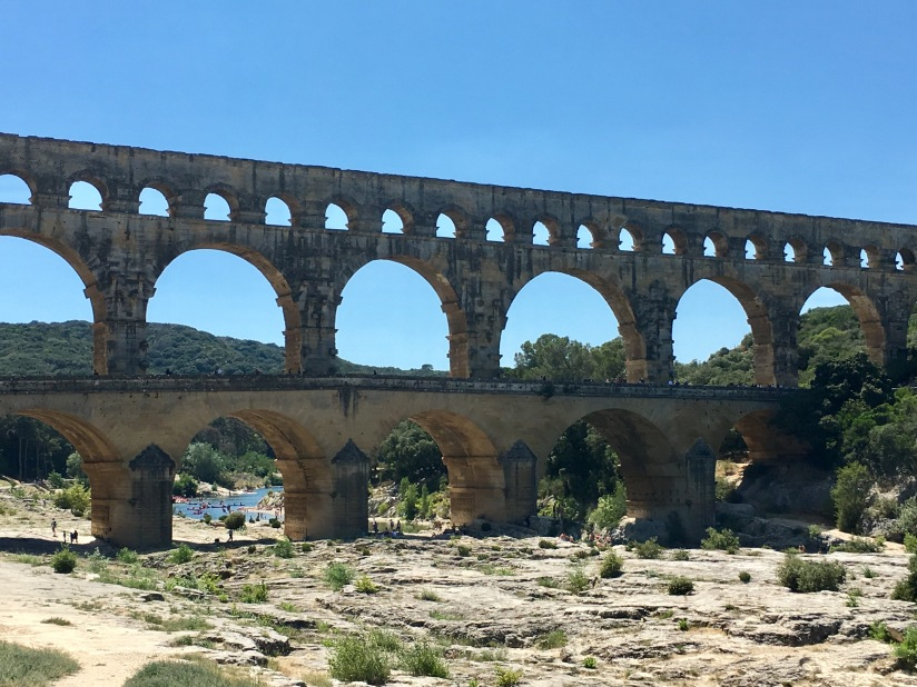 The Footsteps of d'Alzon (Nimes,France)